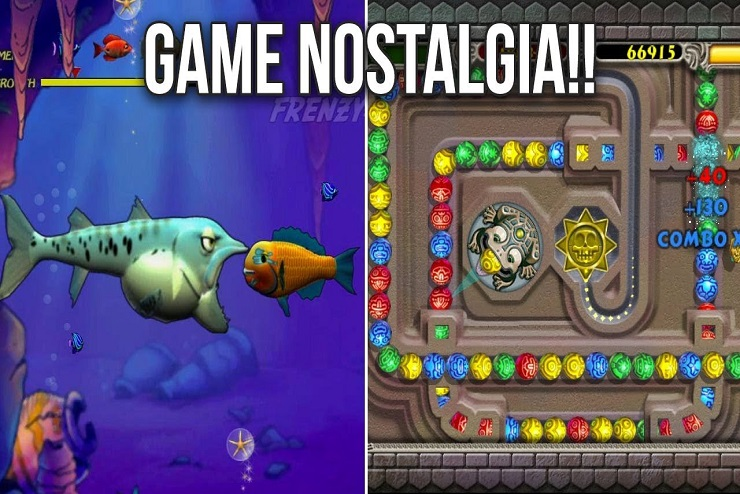 Nostalgia Game Lawas PC, Kini Ada di Android
