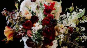 Valentine Bunga dengan warna cerah