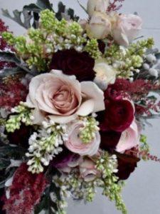 Valentine Bunga dengan warna lembut